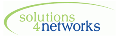 Solutions 4 Networks