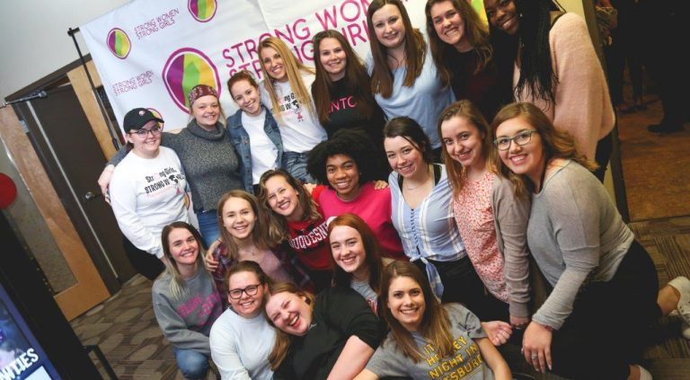 SWSG Pittsburgh Recognizes Outstanding Mentors, Chapters